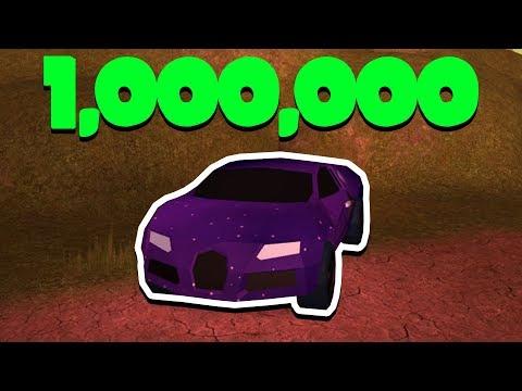 ROBLOX JAILBREAK MADE ME A POKE CAR!