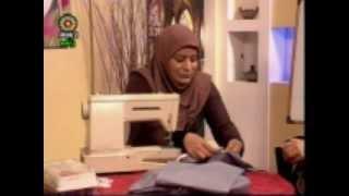 خانم سيماعمراني دوخت شلوار  2009