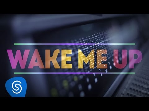 Sambô - Wake Me Up [Lyric Video] (Pediu pra Sambar, Sambô)