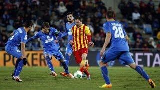 Lionel Messi ● Best Dribbling Skills ● 2013-2014   HD