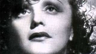 Watch Edith Piaf Reste video