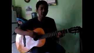 Waktu yang dinanti ungu (cover) by koroy