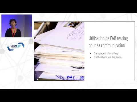 L'AB Testing Chez M6 Web - Nastasia Saby, Fabien De Saint Pern - Forum PHP 2017