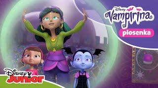 🦇 Nie zerkaj w przyszłość   Vampirina   Disney Junior Polska