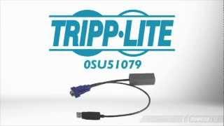 Product Tour: Minicom by Tripp Lite ROC USB - Server Interface Unit for Smart KVMs