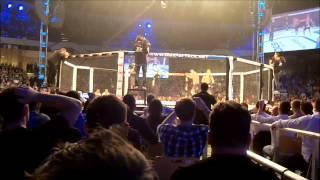 MMA Atack3 walka wieczoru Robert Brunejka vs Dawid Ozdoba 2013 2017 Video