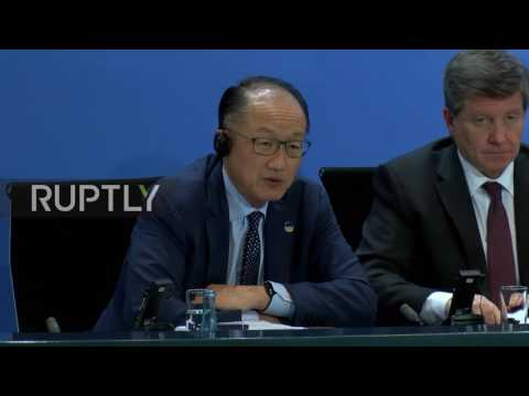 Germany: Heads of global institutions affirm support for multilateral trade