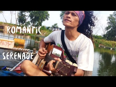 Indonesian love songs performed by Donni [Romantic serenade]