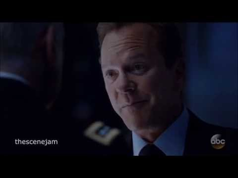 """Designated Survivor 1x02 How much more Sir? 25 more dammit !! (100%sure) """"The First Day"""""""