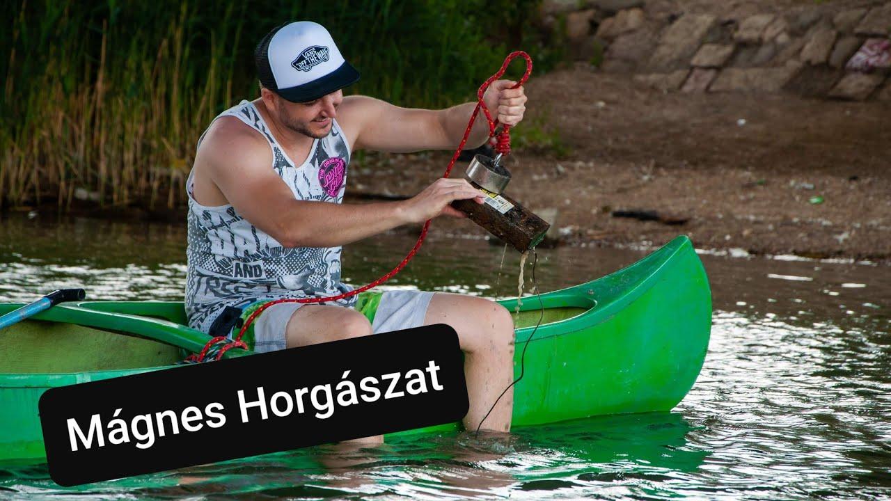 Mágnes Horgászat|Kajakra Kenuval 2
