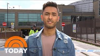 Manchester Bombing Witness: 'It Sounded...