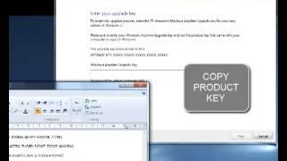 видео How To Upgrade Windows 7 to Windows 7 Ultimate For Free