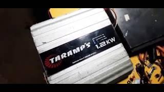 Taramps 1.2kw Ligado Direto na Tomada