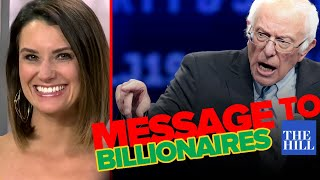 Krystal Ball:  Billionaires meltdown over Bernie surge