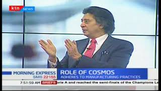 ROLE OF COSMOS: Demystifying generic medicines, are they genuine?