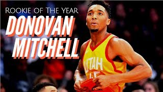 Donovan Mitchell Mix - Psychoᴴᴰ (Rookie of The Year 2018)