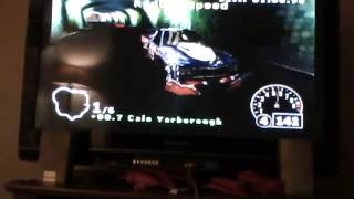 NASCAR RUMBLE replay of Ron Hornaday
