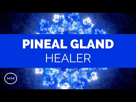 Pineal Gland Healer (v2) - Decalcify, Activate, and Heal the Pineal Gland - Binaural Beats