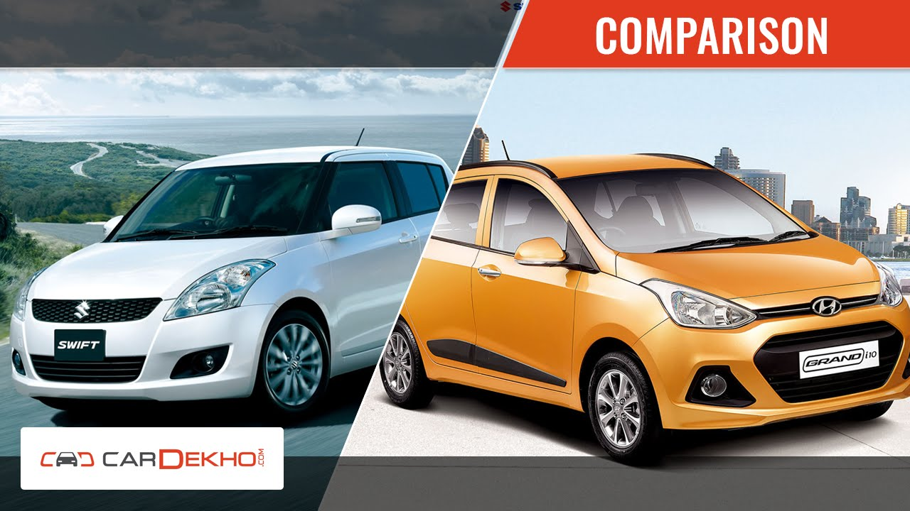 maruti v hyundai Maruti suzuki's new swift is here but is it good enough to take on the refreshed grand i10 from hyundai we pit their diesel versions to get the answer.