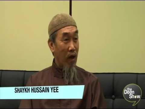 Why did the former Buddhist convert Hussein Yei Islam?