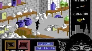 Last Ninja 2 Longplay (C64) [50 FPS]