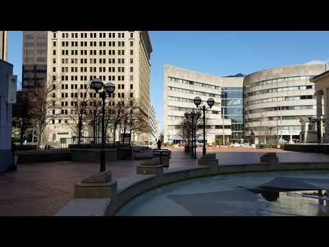 Welcome To Downtown Dayton, Ohio - America's Deadest Courthouse Square (Ghost Town USA)