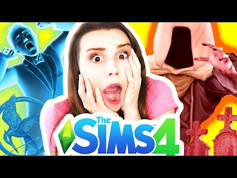 The Sims 4 SUBSCRIBER Hunger Games Challenge! thumbnail