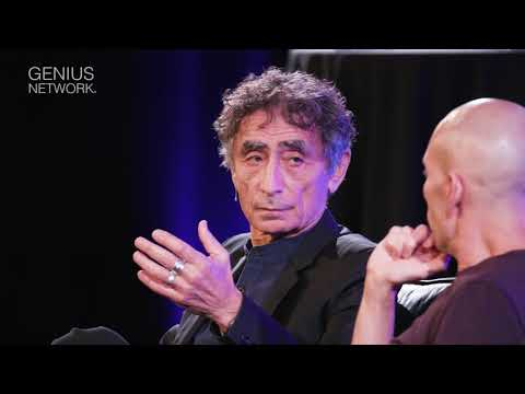 Dr.  Gabor Maté In the Realm of Hungry Ghosts