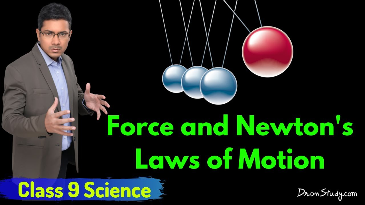 Force and Laws of Motion : Complete Set of Question
