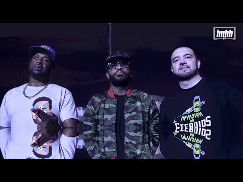 DJ Green Lantern Feat. Royce Da 5'9 & Conway the Machine - ILL (Official Music Video)