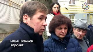 Адвокат Илья Новиков комментирует допрос полицейских по делу 26 марта