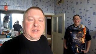 'Хочу пожрать' с Михаилом Кокляевым