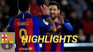 Barcelona vs Celta 2-0 All Goals & Highlights 22/12/2018