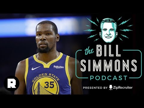 Kevin Durant VI: KD on Media Dealings, Legacies, and Summer Plans | The Bill Simmons Podcast