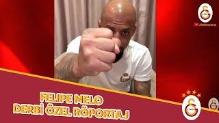 Felipe Melo'dan Derbi Mesajı |