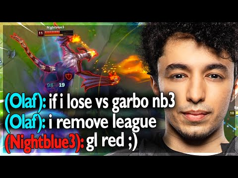 *RACE TO MASTERS*  REDMERCY VS NIGHTBLUE3 REMATCH!! Journey To Challenger | LoL
