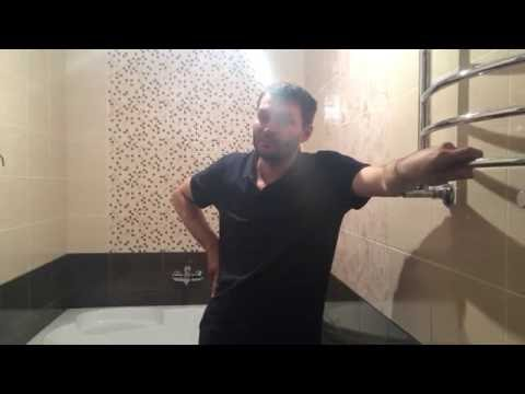 Ремонт квартир - Сандарт проект - Видеоотзыв о ремонте санузла по ул. Кошурникова