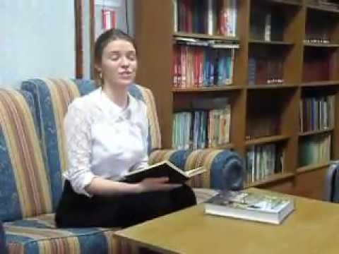 Изображение предпросмотра прочтения – ЕкатеринаМирович читает произведение «Некрасивая девочка» Н.А.Заболоцкого