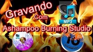 Como Gravar Cd em Mp3 com o Ashampoo Burning Studio