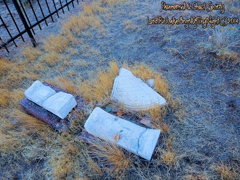 """Virginia City Hebrew Cemetery - Part 4 """"Gateway Of History To Ruins"""""""