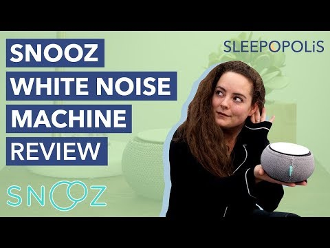SNOOZ Review (2020) - Can This White Noise Machine Help You Sleep?