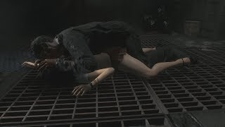 Resident Evil 2 Ada Wong Long Hair School Girl Ryona