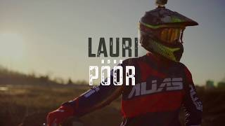 Lauri Pöör - Motokross