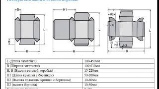 оборудование для производства картонных коробок, ланч-боксов JMD-800
