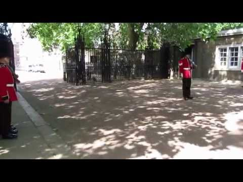 Changing of the Guard at St James's Palace