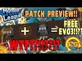Monster Super League: NEW PATCH INCOMING!! FREE EVO 3S??!! WTF??!! NEW MONSTERS, PACKS, EVENTS!!
