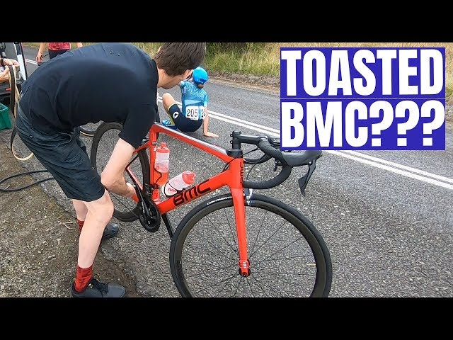 My Worst DNF Ever - what really happened to the BMC Teammachine?