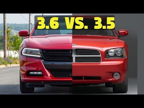 Chrysler/Dodge 3.5 vs. 3.6L Pentastar V6 Engine FAQ – Power, Exhaust Sound, & How to Modify Each One