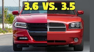 Chrysler/Dodge 3.5 vs. 3.6L Pentastar V6 Engine FAQ – Power, Exhaust Sound, & How to Modify Each One