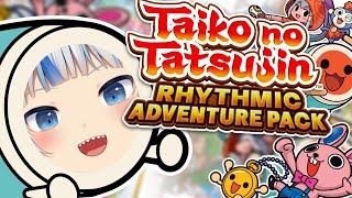 [TAIKO NO TATSUJIN: RHYTHMIC ADVENTURE PACK] DON DON DON